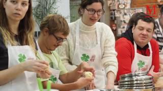 Кулинарный мастер-класс Владислава Пискунова