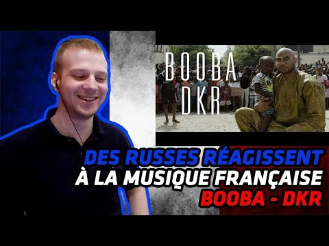 RUSSIANS REACT TO FRENCH MUSIC | Booba - DKR (Clip Officiel) | REACTION