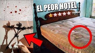 ME QUEDE EN EL PEOR HOTEL DE MI CIUDAD | ENCUENTRO BRUJERIA