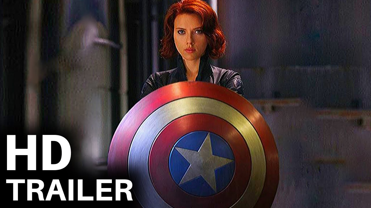 Black Widow 2020 Trailer Concept Hd