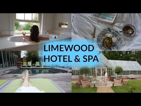 LIMEWOOD HOTEL AND SPA BREAK