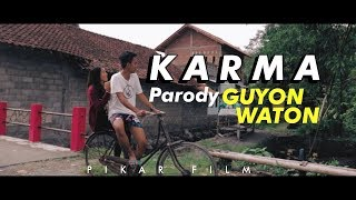 Parody Karma GUYON WATON ( Pikar Film )