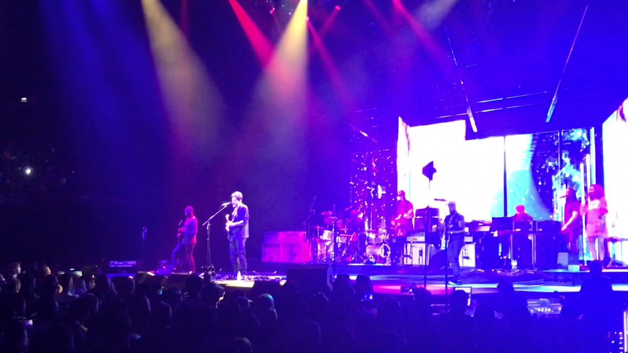 John Mayer Slow Dancing In A Burning Room London O2 Doovi
