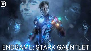 IronMan Will Make New Infinity Gauntlet In Avengers Endgame | Explained In Hindi | BlueIceBear
