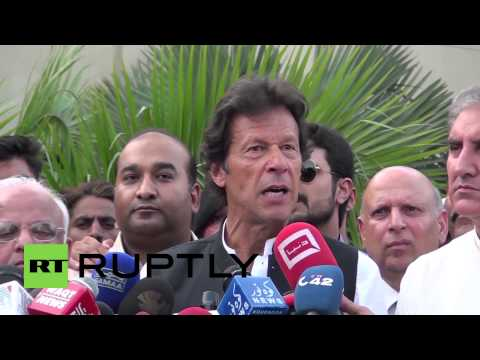 "Pakistan: Imran Khan opposes Yemen intervention, calls for Saudi-Iran ""peace agreement"""