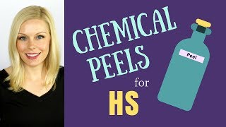 Chemical Peels for Hidradenitis Suppurativa