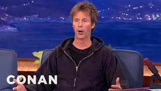 "Dana Carvey Is ""Captain No"" To His Kids - CONAN on TBS"