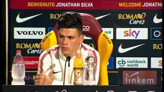 """Conferenza J.Silva: """"Il campionato italiano è molto forte. Recupero? Non so dire quando rientrerò"""""""