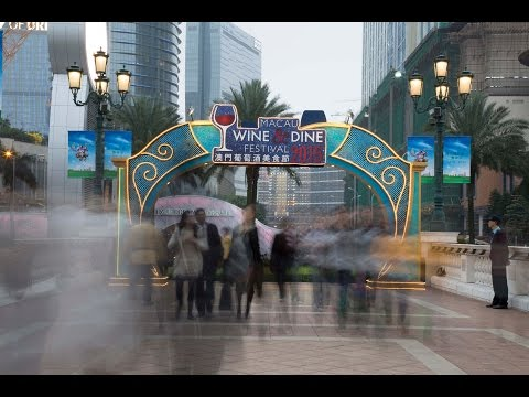 Post Event Video - Macau Wine & Dine Festival 2015