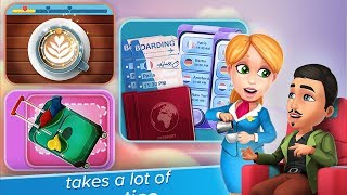 Amber's Airline #4 - High Hopes | GameHouse | RolePlaying game | Casual Game | HayDay