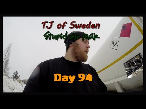 Stupid air leak - Day 94 - Tanker Trucking