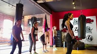TOUGH LUV | LUV Staff Team Building Workout