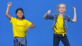 Tanzen wie der Eisbär | Lichterkinder - Spiel und Bewegungslieder (Tanzvideo)