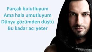 Tarkan Bu sarkilarda olmasa + lyrics (söz)