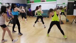 rockabye sean paul anne marie zumba with lilach yacov lilach fitness