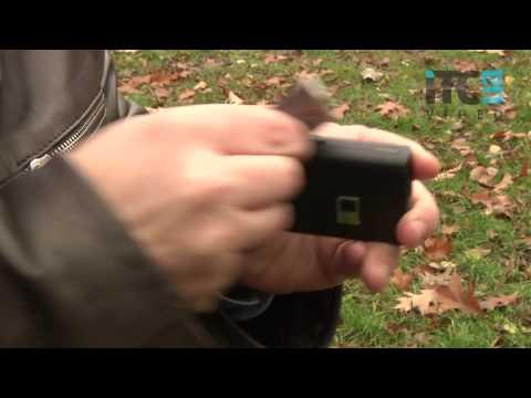 Garmin-Asus nuvifone M20 Crash Test