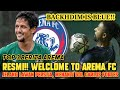 TOP 3 Berita Arema Terbaru, Welcome to Arema FC Irfan Bachdim, Menunggu Gol Carlos Fortes