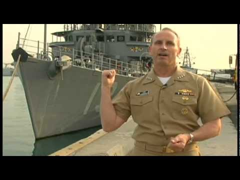 CNO discusses US Navy role in 5th Fleet