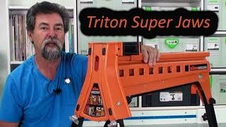 Triton Super Jaws. Did you know it can do all this