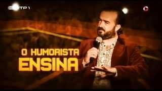 O Humorista: Solidariedade - Fernando Alvim - 5 para a Meia-Noite