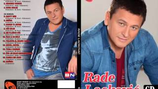 Rade Lackovic - Happy End (Audio 2013) BN Music