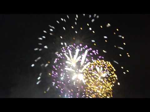 Nashville 2013 July 4th Fireworks Show