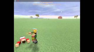 Copy of playing roblox