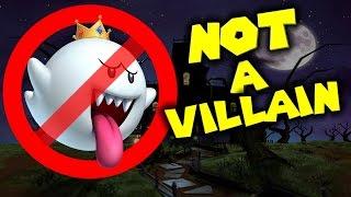 King Boo is NOT A VILLAIN!