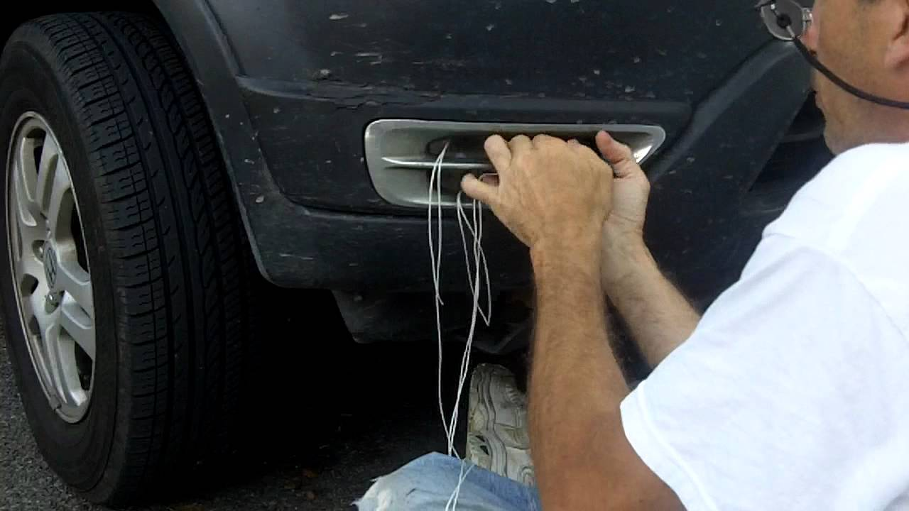 2002 Honda Crv Fog Light Repair On The Road Youtube Wiring Instructions For Lights