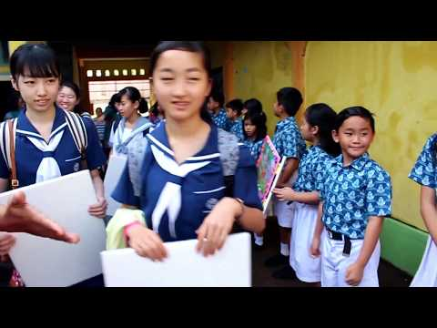 "Global Smile Japan to ""Permata Bunda"" Catholic School - Depok #Part 2"