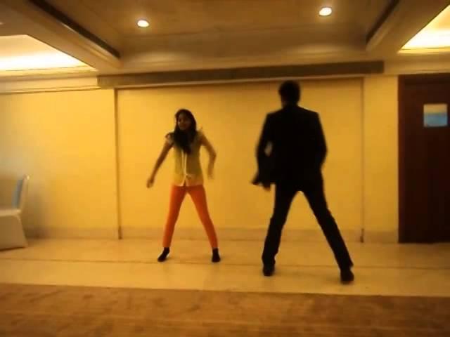 Nidhi & Kaushal's Dance