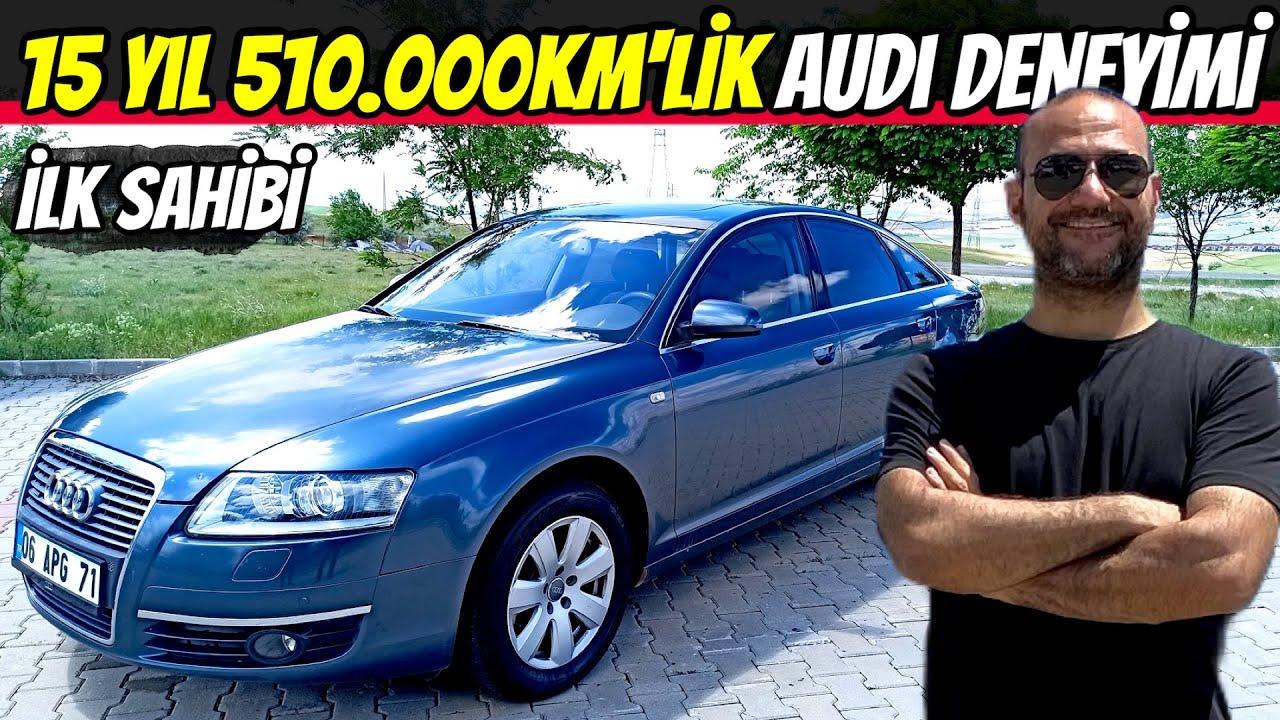 GÜNDELİK | Audi A6 3.0 TDi Quattro - C6 Kasa | Tüketim, Masraf, Kronik Sorunlar ve Her Şey