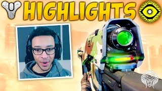 "Destiny: Trials Flawless Highlights ""SNIPING HEADS OFF!"" (Trials of Osiris Funny Moments)"