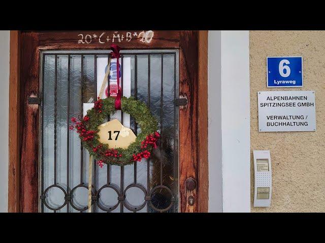17 | Schlierseer Adventskalender | Skipass Türchen