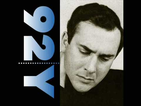 Harold Pinter at the 92nd Street Y: November 1964