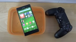 Official Android 5.0.2 Lollipop Under Water Sony Xperia Z3 Modern Combat 5 Gameplay!