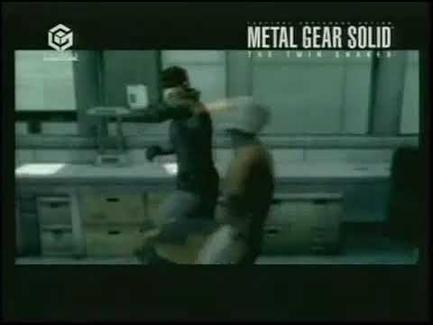 Metal Gear Solid: The Twin Snakes - Commercial