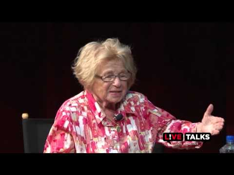Dr. Ruth Westheimer in conversation with John Salley