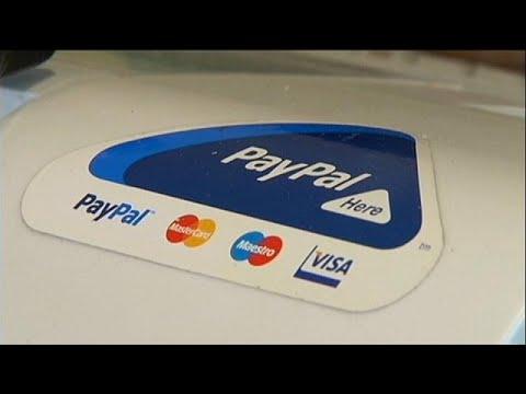 """VISA """"passa cartão"""" à Paypal na Europa - economy"""
