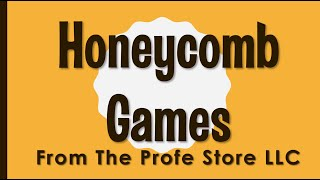 Spanish Honeycomb Game Preview