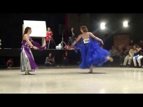 French Masters March 1-2, 2014: Jessica Wegmann - Novice - waltz