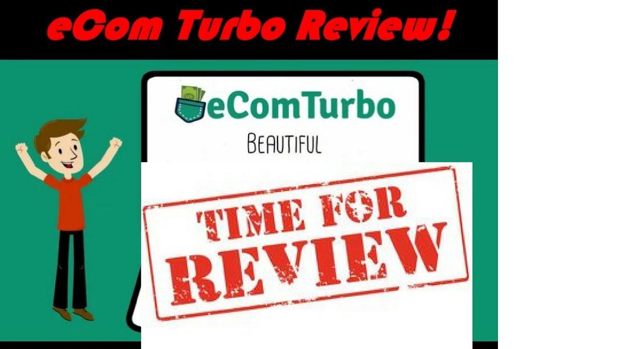 Ecom Turbo Review - Is Franklin Hatchett's Dropshipping Theme Worth it?
