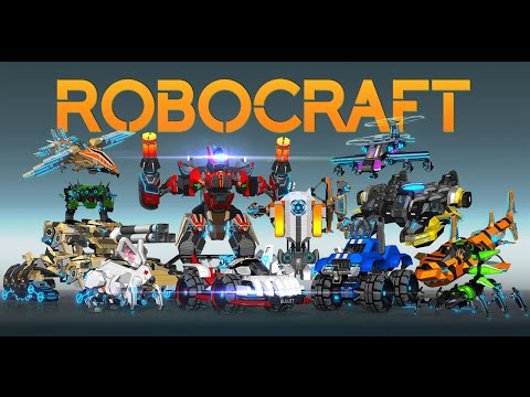 Robocraft - Enter The Shredzone Launch Trailer
