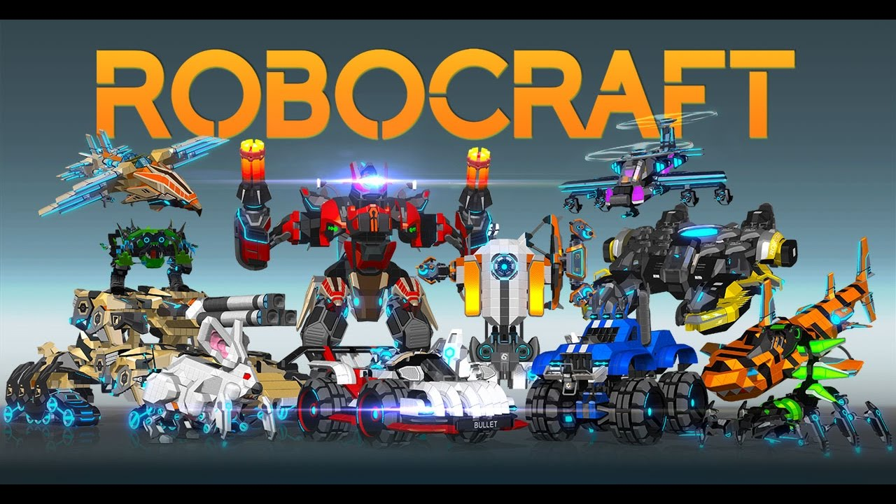 ROBOCRAFT on FeedYeti.com