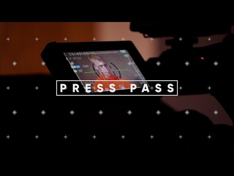 PRESS SHOW    Behind the scenes before Norwich