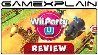 Wii Party U - Video Review (Wii U) (Video Game Video Review)