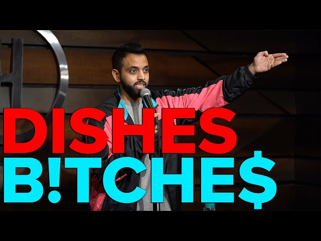 Dishes B!tche$ | Akaash Singh | Freestyle Stand Up Comedy