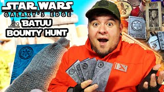 Bounty Hunting at Galaxy's Edge | Star Wars #BatuuBountyHunt