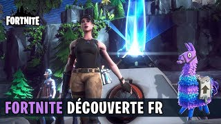 FORTNITE: SAUVER THE WORLD #1 (Discovery Gameplay)