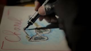 The Sketch by Karl Lagerfeld - CHANEL Eyewear